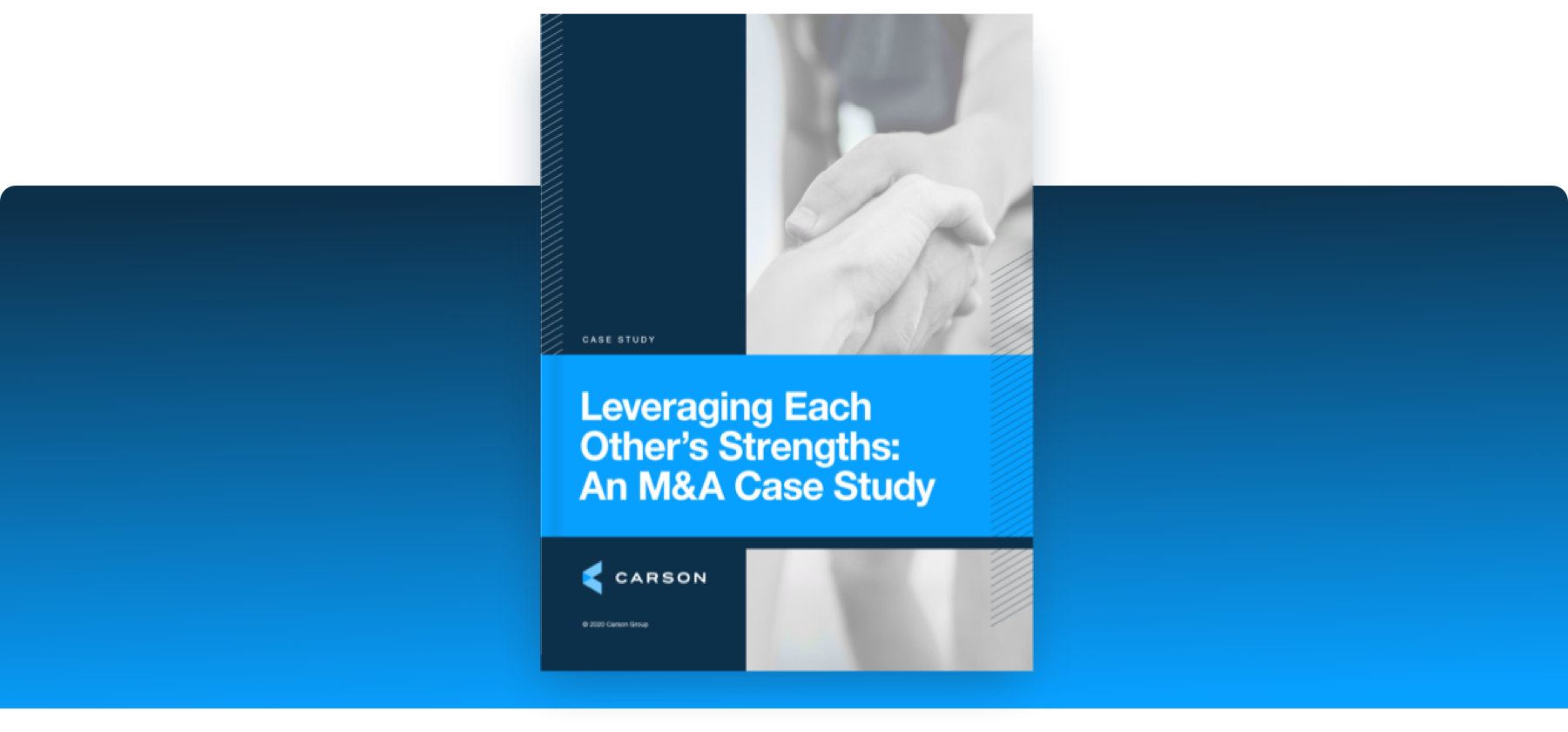 Leveraging Each Other's Strengths: An M&A Case Study