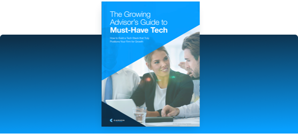 The Growing Advisors Guide to Must-Have Tech