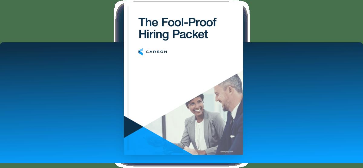 Foolproof-Hiring-Packet