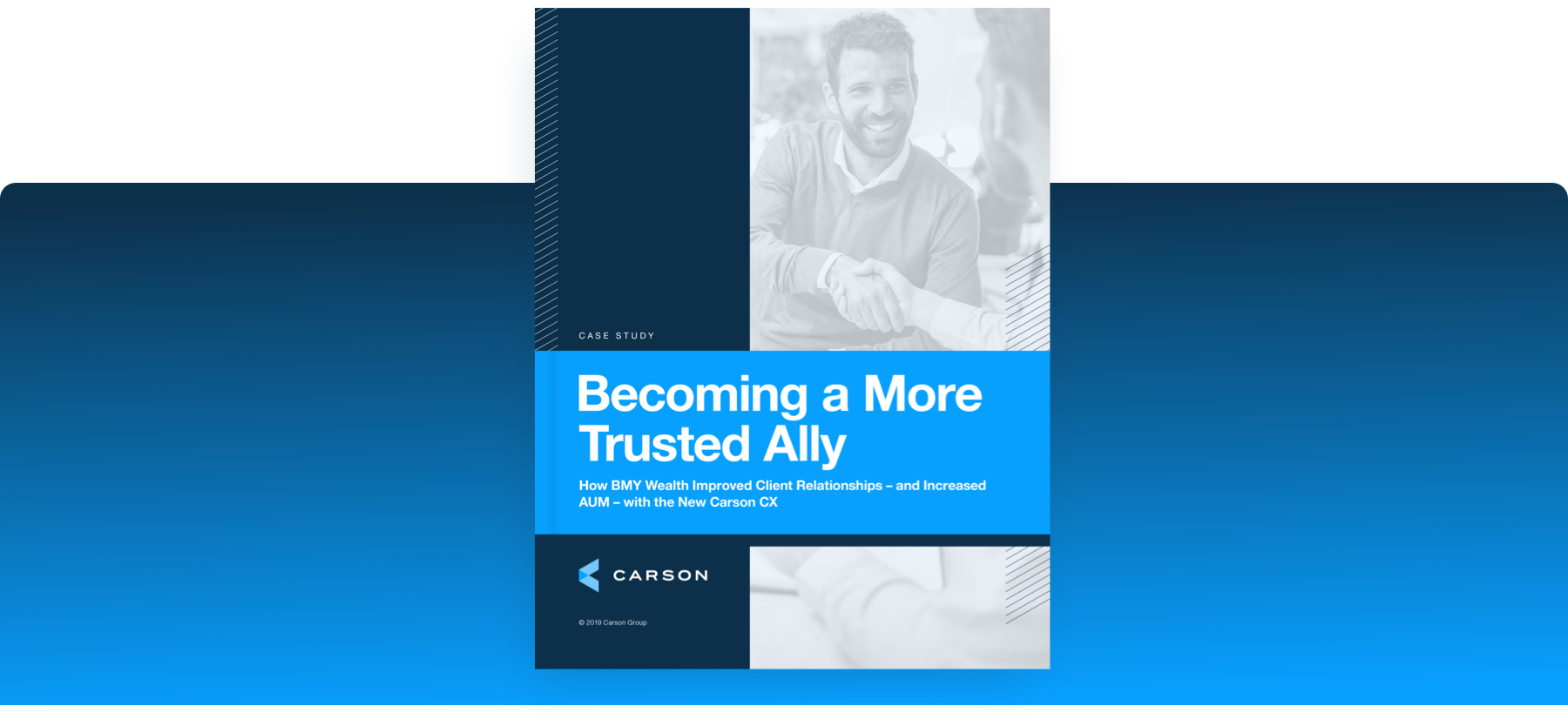 Becoming a More Trusted Ally
